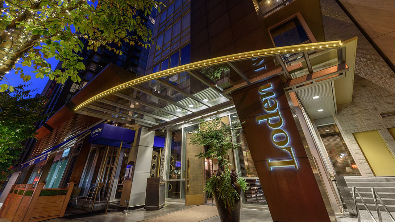 Loden Boutique Hotel Vancouver