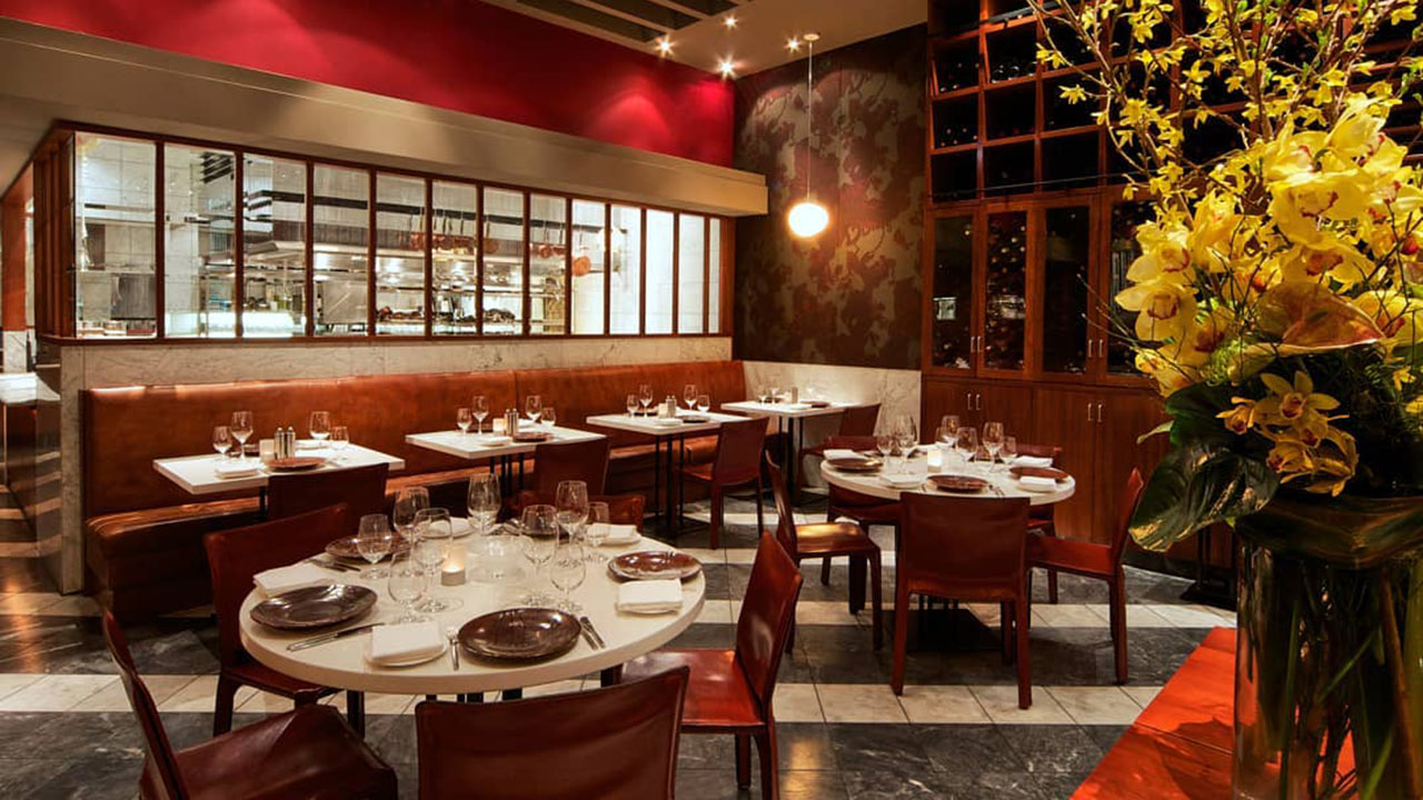 West Restaurant Vancouver