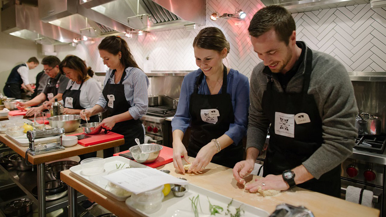 Dirt Apron Cooking School Part Two