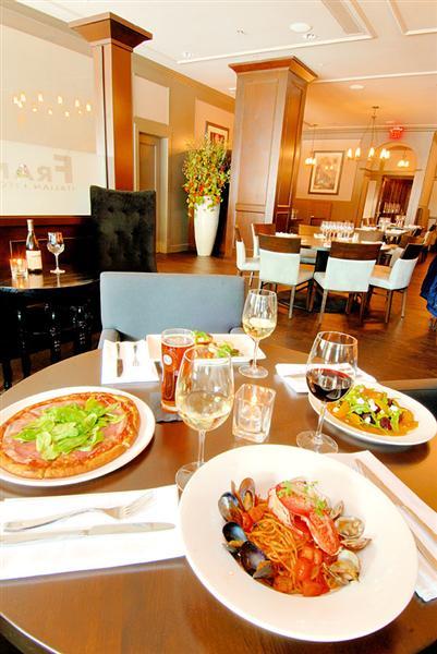 Frankie's Italian Kitchen Vancouver