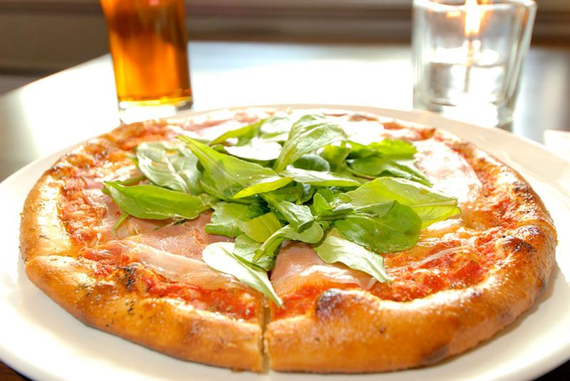 Frankie's Italian Kitchen Vancouver Pizza