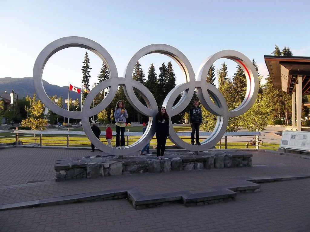 Delta Whistler Village Suites Olympic Rings