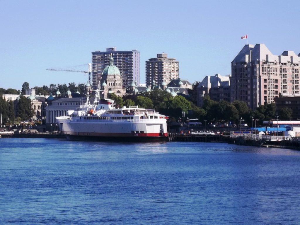 Delta Victoria Ocean Pointe Resort and Spa Harbour