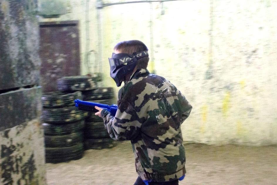 splatmaster shoot out richmond