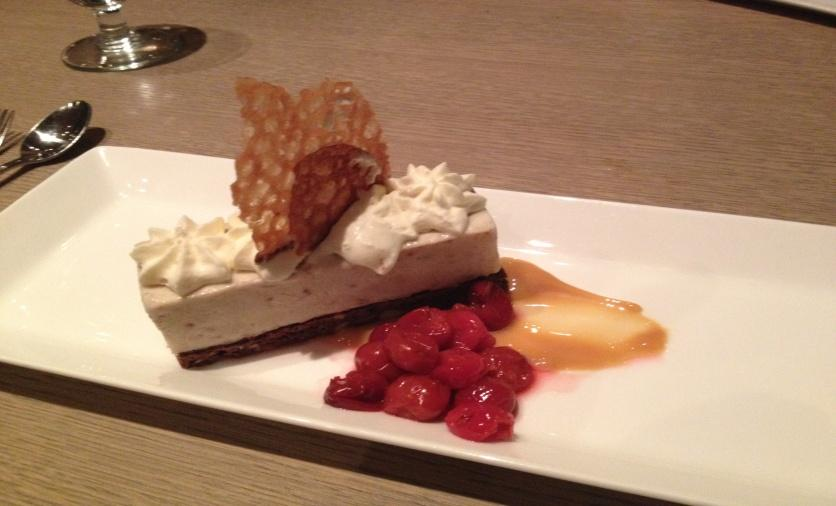 westin resort and spa dessert