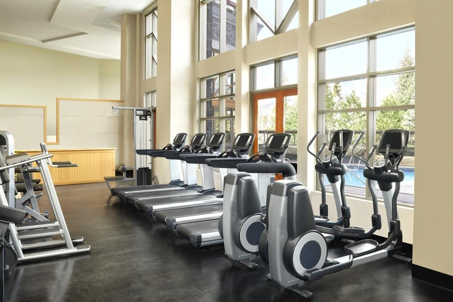 westin resort and spa fitness