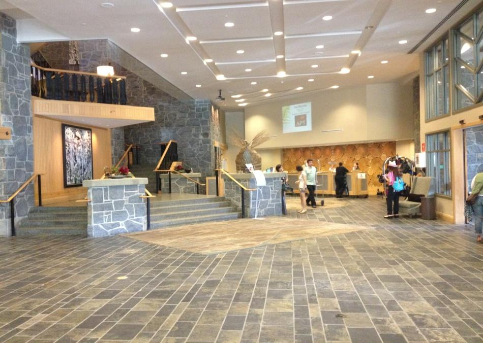 westin resort and spa lobby