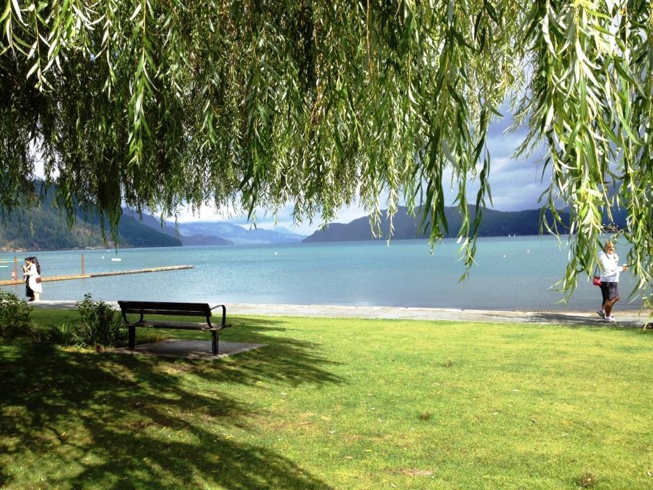 harrison beach hotel lake