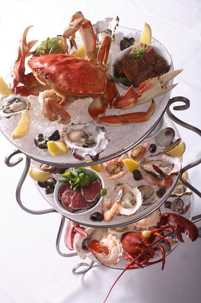 blue water cafe yaletown vancouver seafood tower