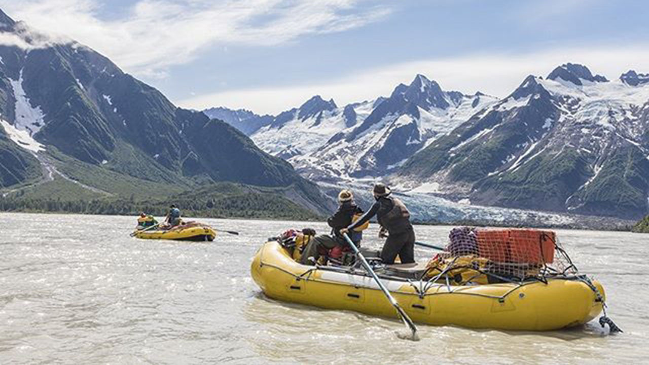 A Thrilling Family Rafting Adventure with an Executive Stay