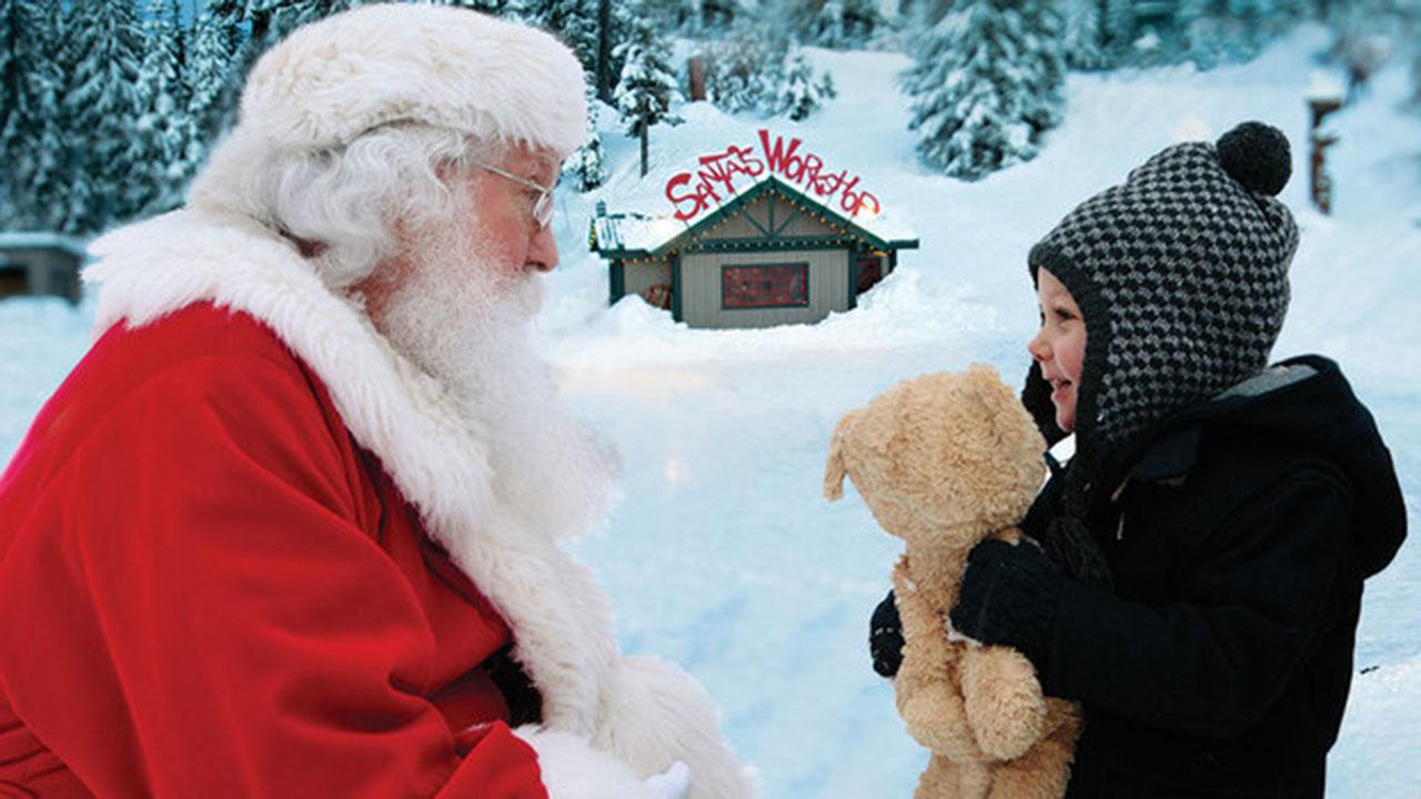The Peak of Christmas at Grouse Mountain: Family Fun Day