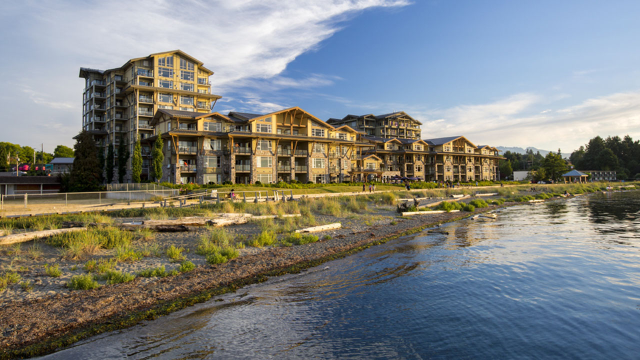 Sand, Surf and Fun in the Sun: Introducing The Beach Club Resort in Parksville