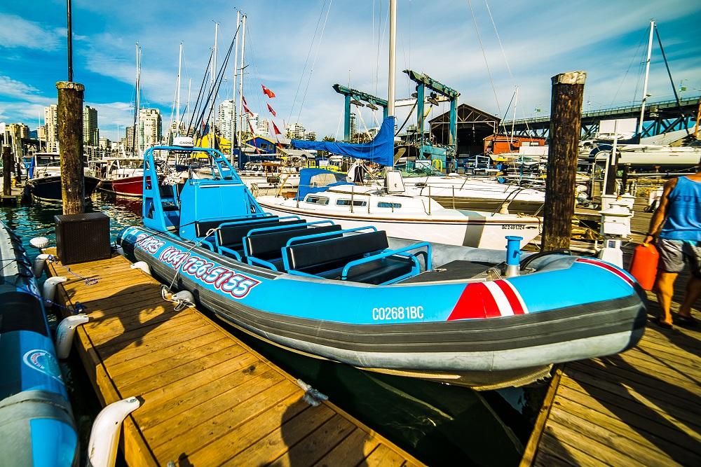 vancouver water adventures bowen island harbour