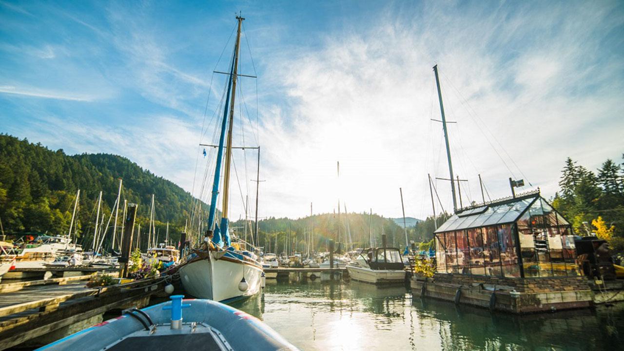 A Bowen Island Dinner Adventure: Vancouver Water Adventures