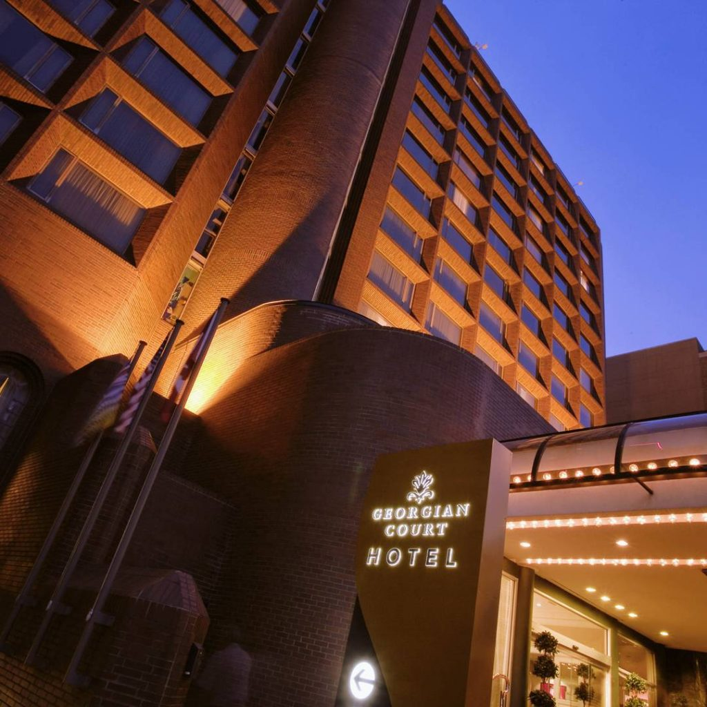 georgian court hotel vancouver
