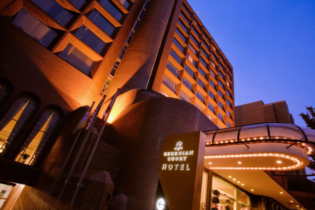 georgian court hotel vancouver sports fans