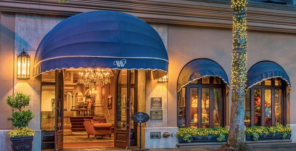 the wedgewood hotel vancouver romantic getaway