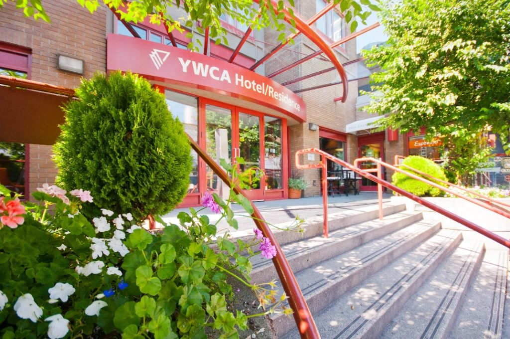 ywca hotel vancouver budget