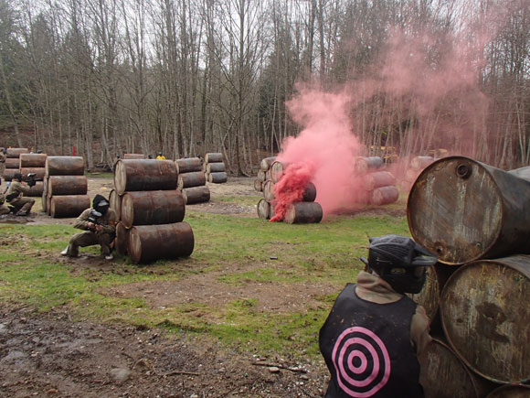 Delta Force Paintball Maple Ridge