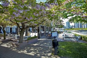 Dockside Restaurant Vancouver