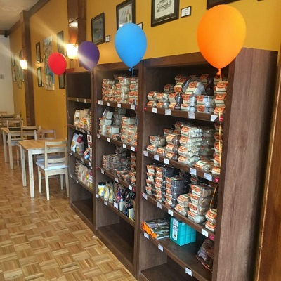 Panne Rizo GLuten Free Bakery and Cafe