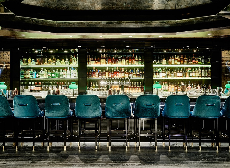 Prohibition Bar Vancouver