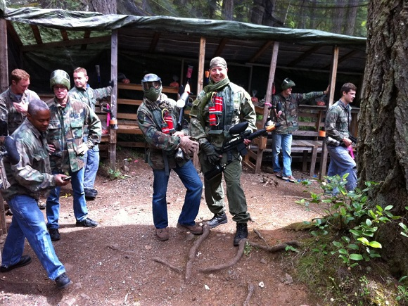 Stormin Norman's Paintball Adventures Sooke