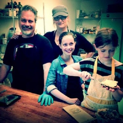 Two Daughters Bakeshop Gluten-Free Bakery Vancouver