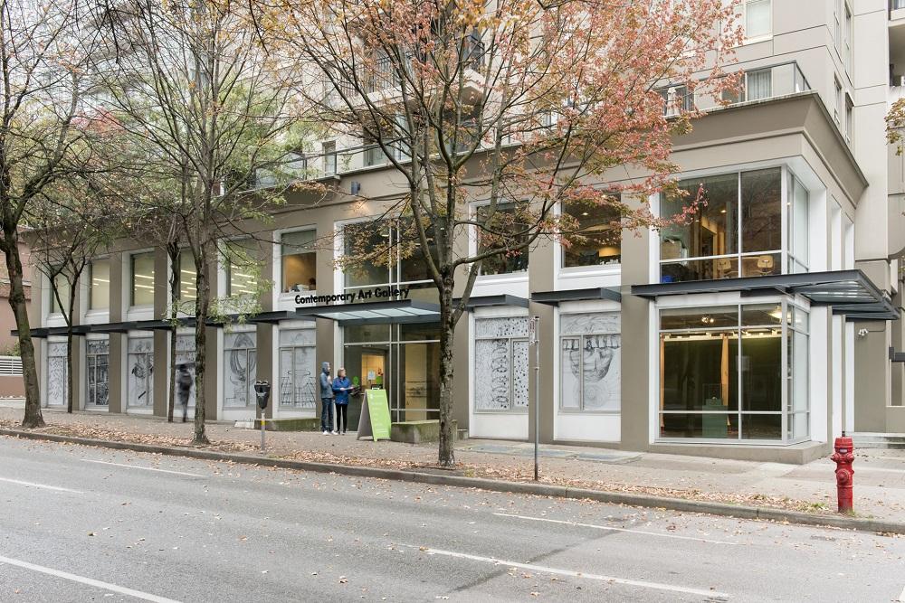 Contemporary Art Gallery Vancouver