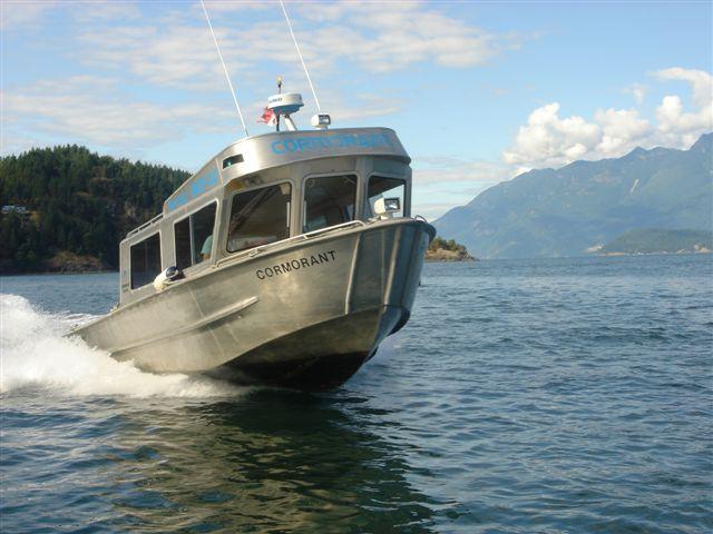 Cormorant Marine Vancouver