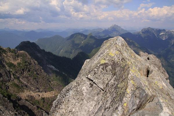Crown Mountain Trail Vancouver