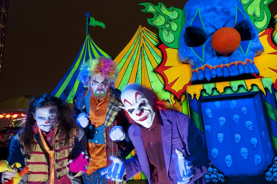 Fright Nights at Playland Vancouver