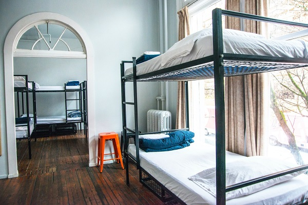 Gastown Cambie Hostel