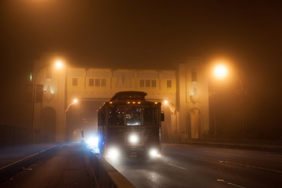 Haunted Trolley Tour Vancouver