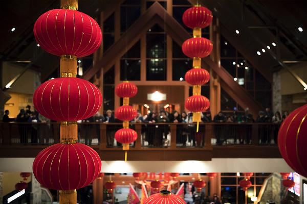 Lunar New Year Festival Vancouver Richmond
