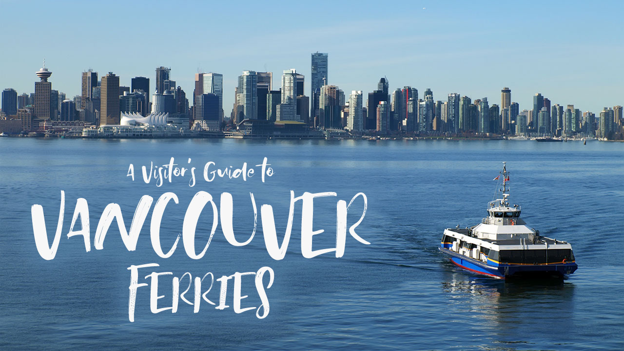Vancouver Ferries: A Visitor's Guide