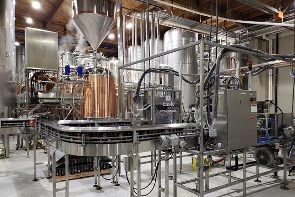 Big Rock Brewery Vancouver