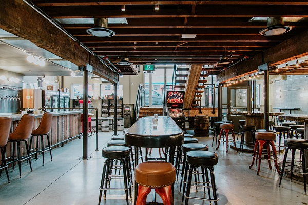 East Van Brewing Company Vancouver