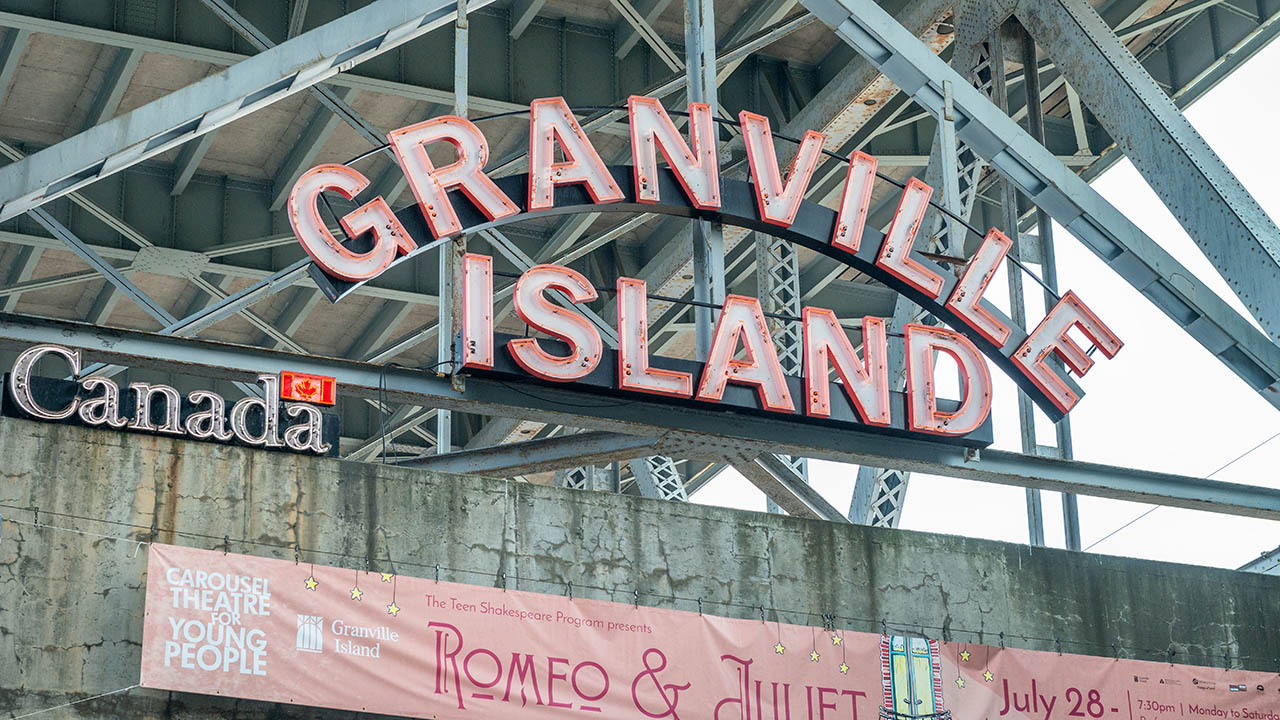 A Visitor's Guide to Granville Island