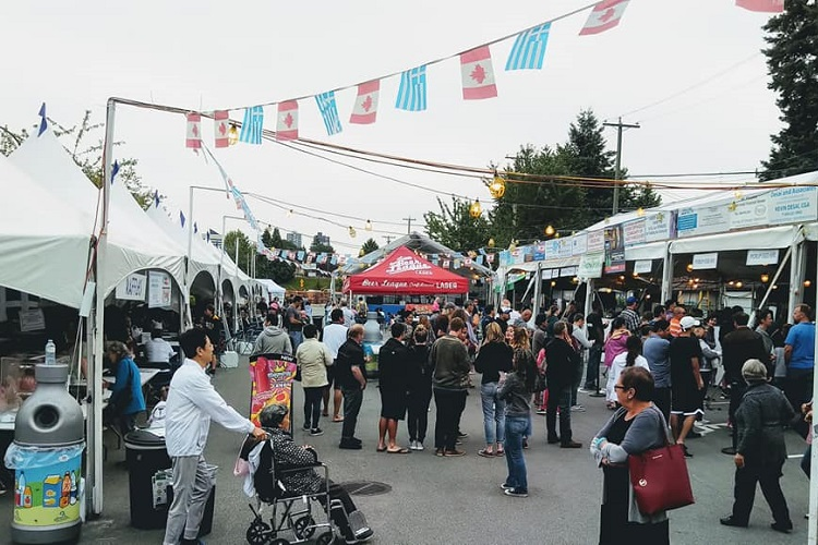Greek Summerfest Vancouver