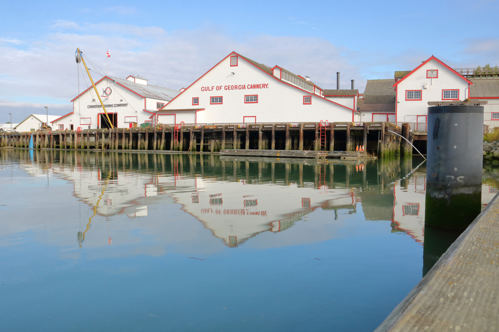 Gulf of Georgia Cannery Vancouver