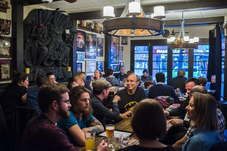 Storm Crow Tavern Vancouver