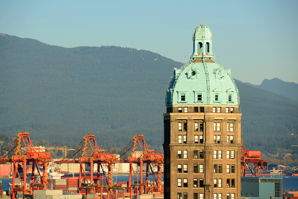 Sun Tower Vancouver