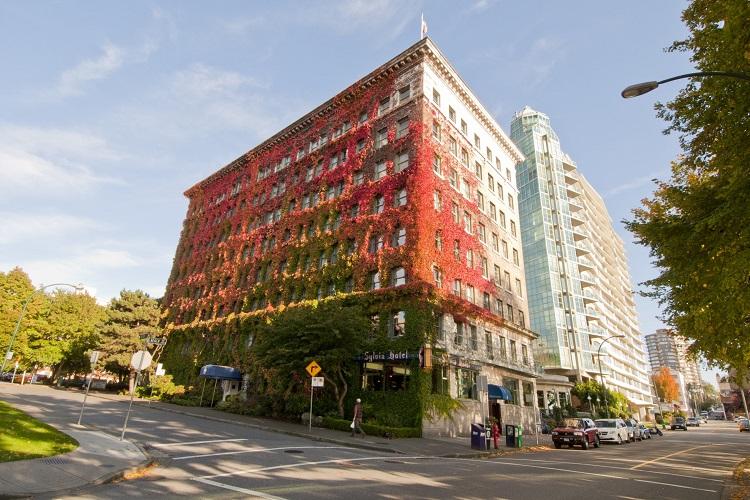 Sylvia Hotel Vancouver