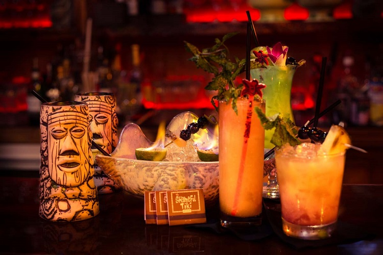 The Shameful Tiki Room Vancouver