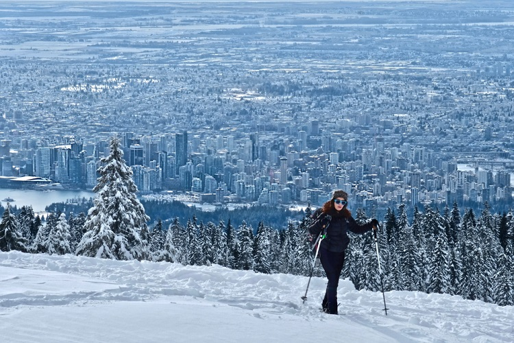 Cypress Mountain North Vancouver
