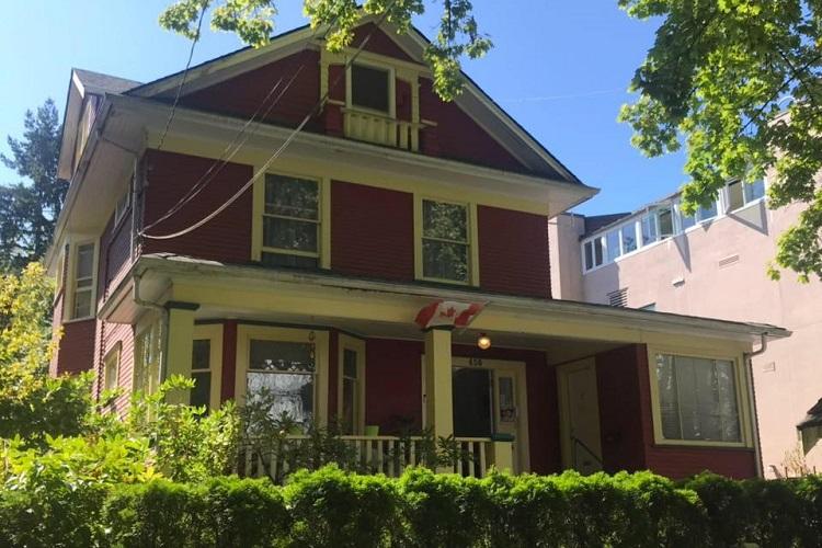 Douglas Guest house Vancouver