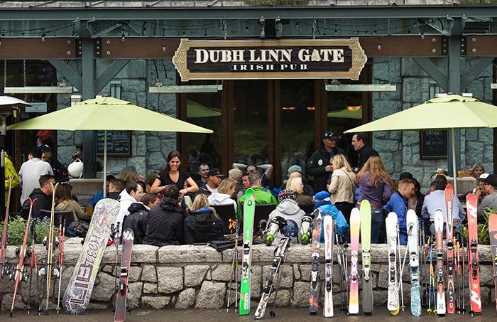 Dubh Linn Gate Whistler