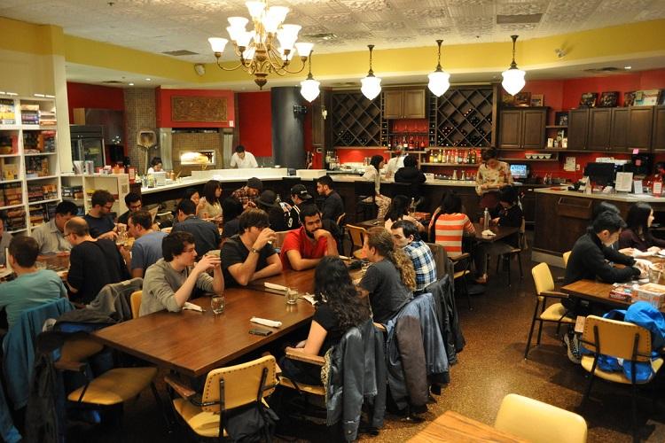 Ludica Pizzeria & Game Room
