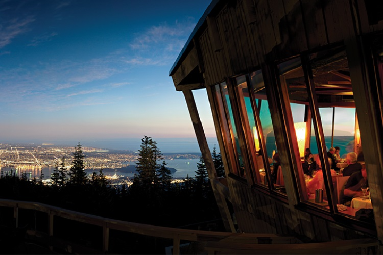 The Observatory Grouse Mountain
